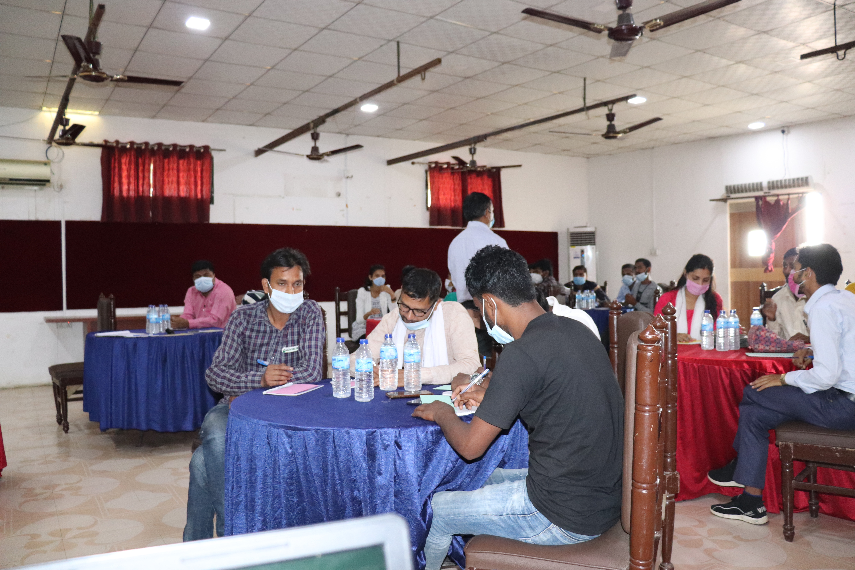 Training to the Journalist
