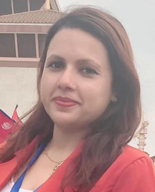 Mrs. Dipu Pokhrel
