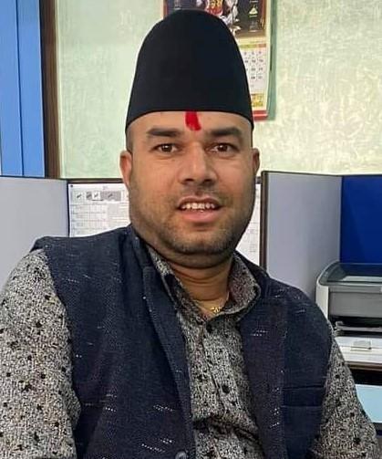 Mr. Nabin Raj Paudel