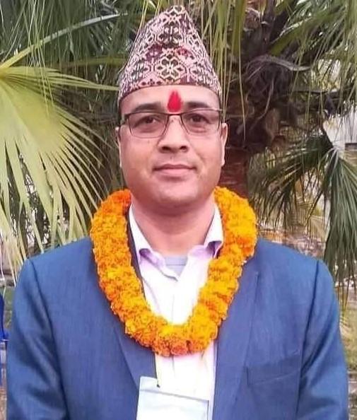 Mr. Bishnu Awasthi