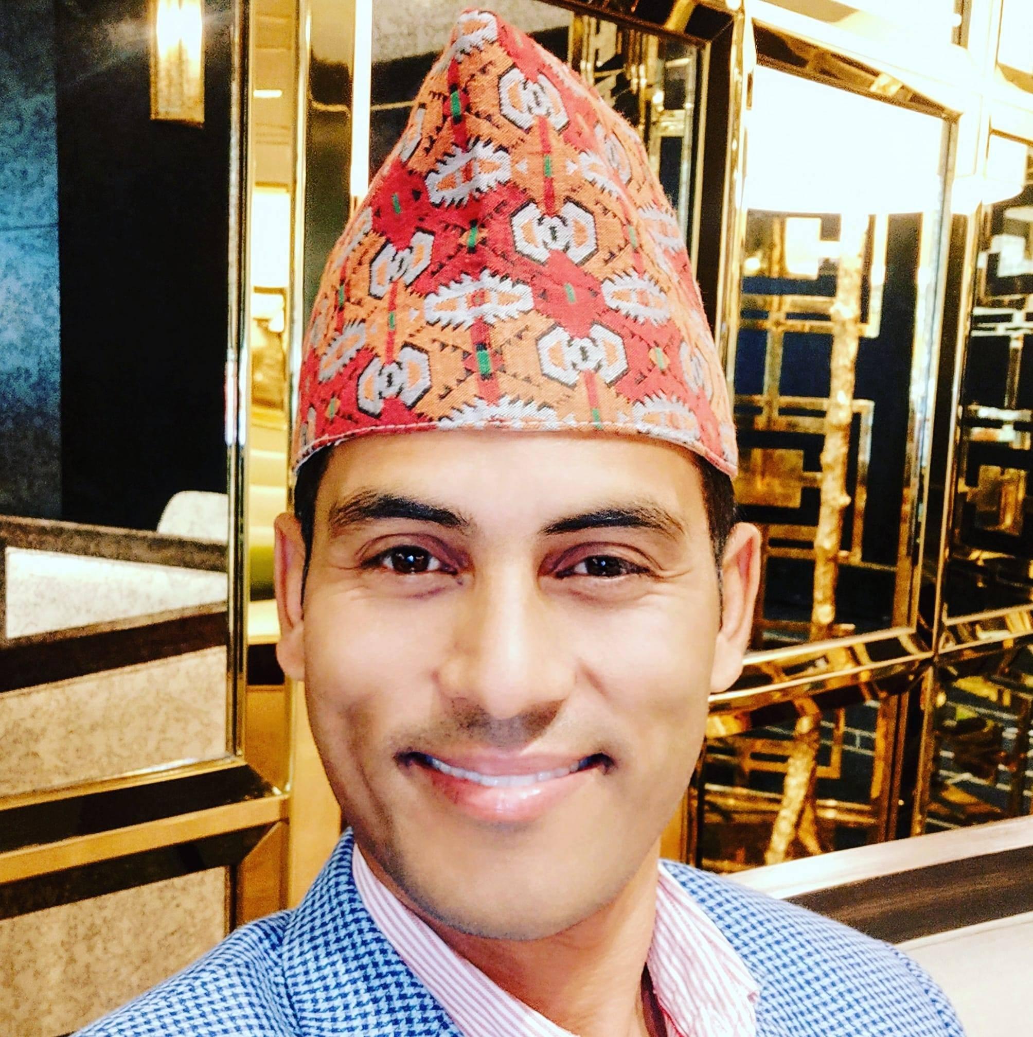 Mr. Arjun Giri